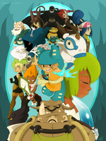 Wakfu Specials by WishingStarInAJar