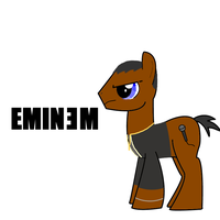 EMINEM pony by Kev-Dee