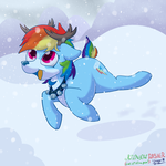 Reinbow Dasher by CookieSkoon