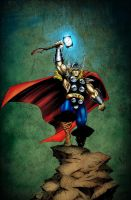 Thor Almighty by jamesabels