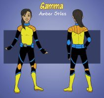 Profile: Gamma by LilBluestem