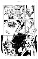 Ultimate Spider-Man 112 Page 6 by thecreatorhd