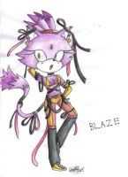 .:Blazeee:. by Iycecold