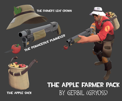 The Apple Farmer Pack by Gryoss