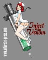 inject the venom by joewight