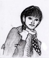 girl with purse by slothsart