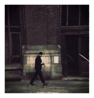 Holga Ghost :walker: by DrCaligari