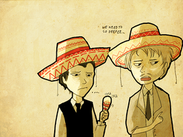 inception - sombreros by gunpowders