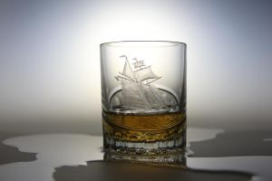 Sailor's glass 2 by Viczan