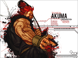 Akuma Technical Sig by GreenMotion