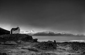 Lighthouse on  the end of Eart by Yazhubal