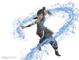 Korra by Simple1DEA