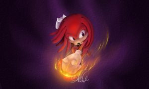 Knux by mushydog