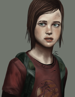 Ellie by BlueJayFox