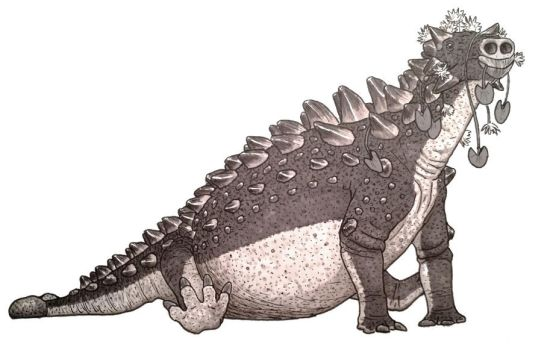 Talarurus, THE EMPEROR OF DINOSAURS by ZEGH8578