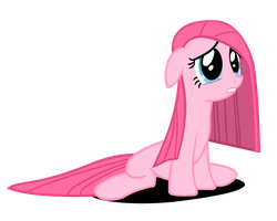 Sad Pinkie Pie Vector by ikillyou121