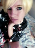Am I Cute - Alois Trancy Cos by cloudsofsand