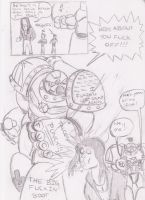 Angry Marines' Decision by eightball6219