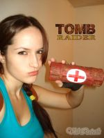 Lara Croft Tomb Raider by Val-Raiseth