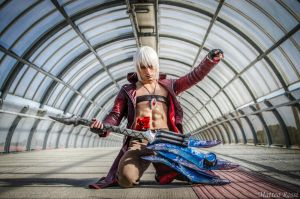 Nevan Rock Style SSS - Dante Cosplay by Leon Chiro by LeonChiroCosplayArt