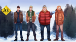 All Grown Up: South Park by IsaiahStephens