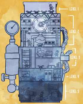 The Dispenser Hive by Reanimated-K