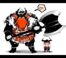 ViKing by deadslug