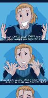 Anders loves cats by emedeme