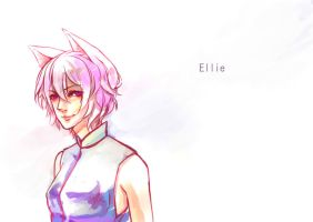 Ellie by MarionetteBiri