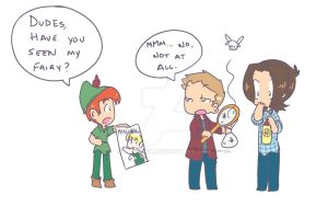 Missing by KamiDiox