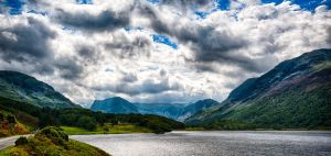 Road to Buttermere by KM4JEM