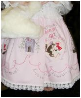 Little Pink Ridding Hood by harajuku-lovers