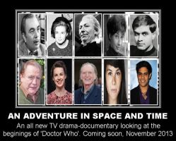 An Adventure in Space and Time [Doctor Who] by DoctorWhoOne