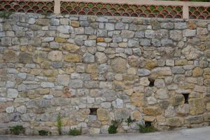 For texture : wall of MONTAUROUX village by A1Z2E3R