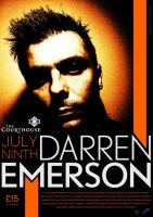 Darren Emerson Poster by kitster29