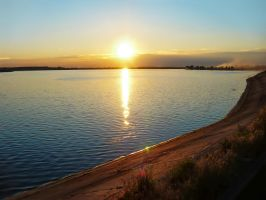 Crangasi - Lacul Morii Sunset by UNBREAKABLE2005