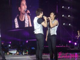 Scream kyumin by bayrozoma
