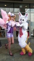 Sakuracon2014: Strike a pose by MystikMeep