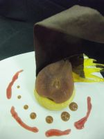Poached Pear Plated by zamor438