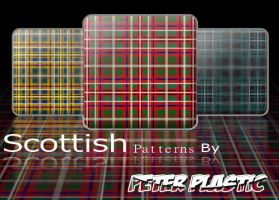 Scottish Patterns by PeterPlastic