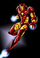 Ironman by Foongatz
