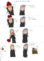 A Day In the Life of Xemnas by 0Fallon0