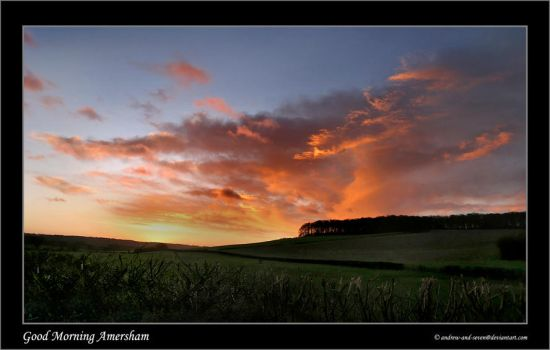 Good Morning Amersham by Andrew-and-Seven