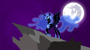 The Mare in the Moon: Nightmare Moon by TheBronyCorner