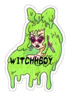 Witchhboy Logo by witchhboy