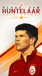 KLAAS JAN HUNTELAAR GALATASARAY by Ezgisarikaya16