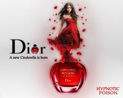 Nina Dobrev advertising by VanillaChocolat