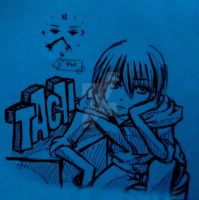 Doodle: Tagal by Cursed-9-11
