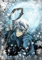 Jack Frost by HorrorPillow