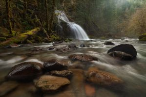 steep in the creek by NWunseen